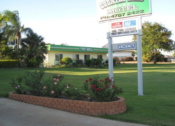 Country Road Motel - Accommodation Gold Coast
