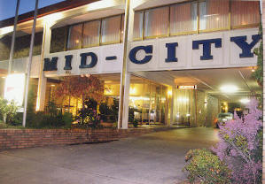 Ballarat Mid City Motor Inn - Accommodation Gold Coast