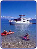 Hinchinbrook Rent A Yacht And House Boat - Accommodation Gold Coast