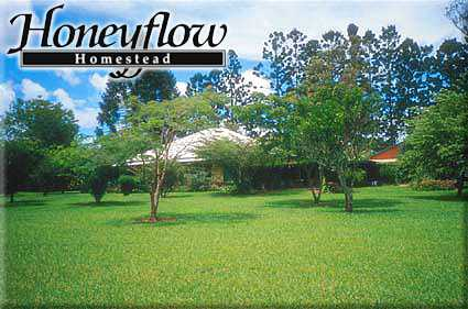 Honeyflow Homestead - Accommodation Gold Coast