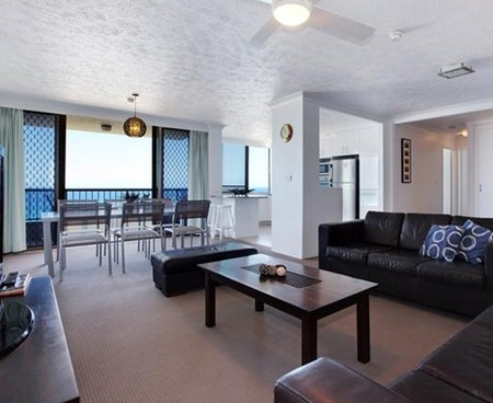 Southern Cross Luxury Apartments - Accommodation Gold Coast