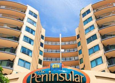 The Peninsular Beachfront Resort - Accommodation Gold Coast