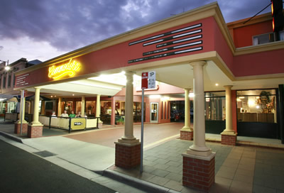 The Commodore Motor Inn - Accommodation Gold Coast