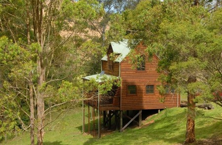 Hookes Creek Forest Retreat - Accommodation Gold Coast