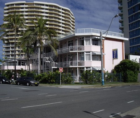 Coolangatta Ocean View Motel - Accommodation Gold Coast