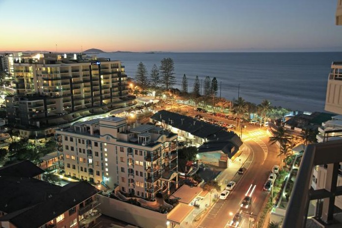 Aegean Apartments Mooloolaba - Accommodation Gold Coast