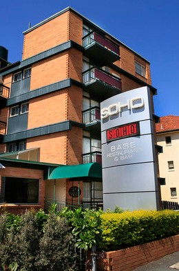 Soho Brisbane - Accommodation Gold Coast