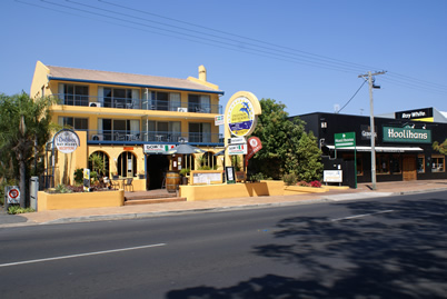 Delfinos Bay Resort - Accommodation Gold Coast