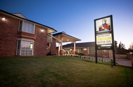 Bathurst Heritage Motor Inn - Accommodation Gold Coast