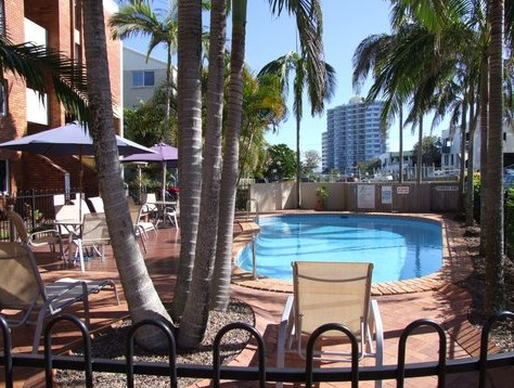 Joanne Apartments - Accommodation Gold Coast