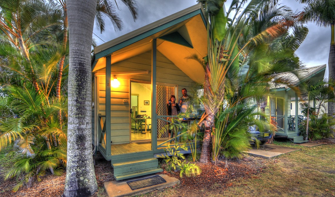 Harbour View Tourist Park - Accommodation Gold Coast
