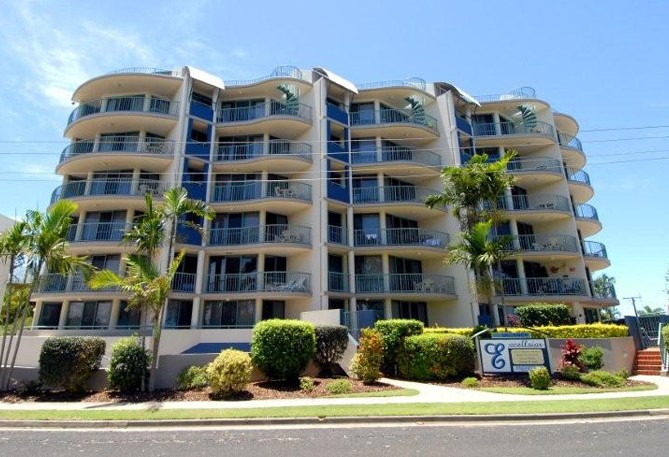 Excellsior Holiday Apartments - Accommodation Gold Coast