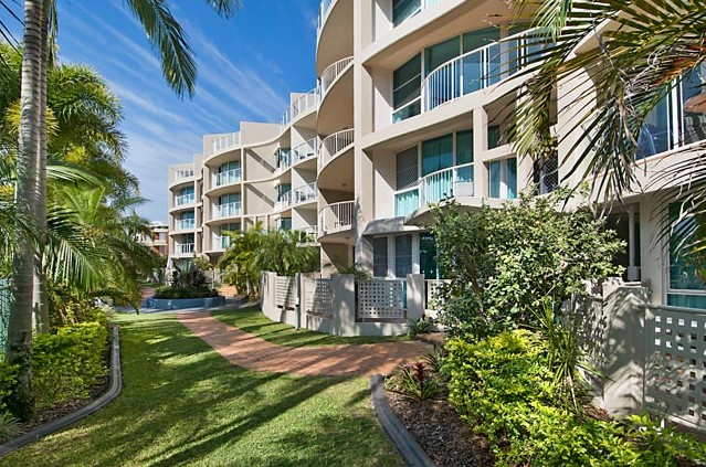 Sailport Mooloolaba Apartments - Accommodation Gold Coast