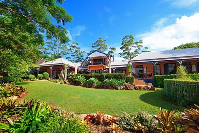 Montville Provencal Boutique Hotel - Accommodation Gold Coast