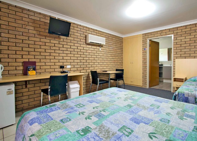 Sunray Motor Inn Toowoomba - Accommodation Gold Coast