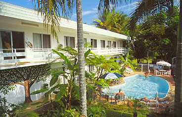 Silvester Palms Holiday Apartments - Accommodation Gold Coast