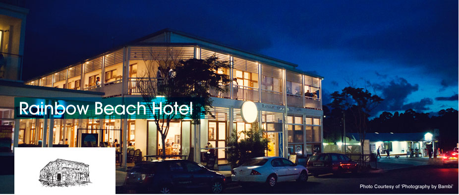 Rainbow Beach Hotel - Accommodation Gold Coast
