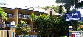 The York Beachfront Holiday Apartments - Accommodation Gold Coast