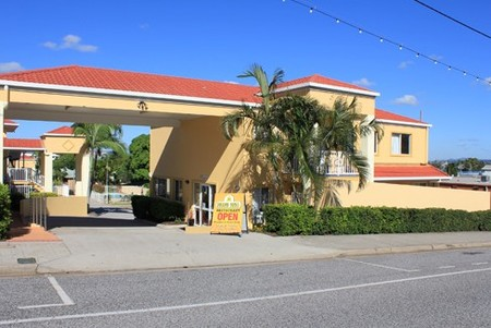 Harbour Sails Motor Inn - Accommodation Gold Coast