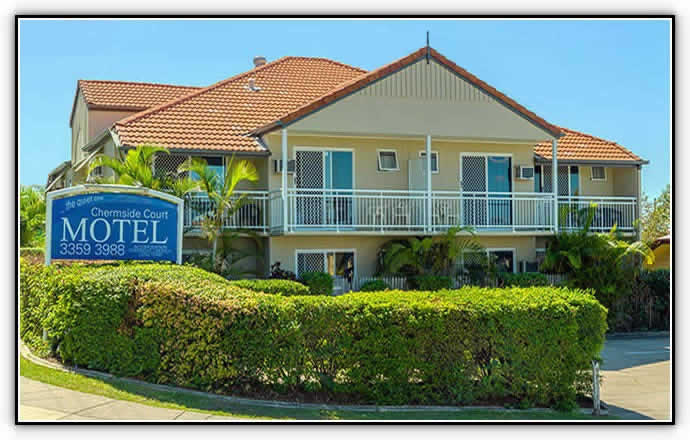 Chermside Court Motel - Accommodation Gold Coast