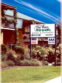 The Vines - Accommodation Gold Coast