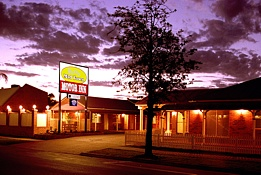 Dalby Mid Town Motor Inn - Accommodation Gold Coast