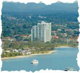 Crystal Bay Resort - Accommodation Gold Coast