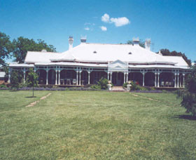 Coombing Park Homestead - Accommodation Gold Coast
