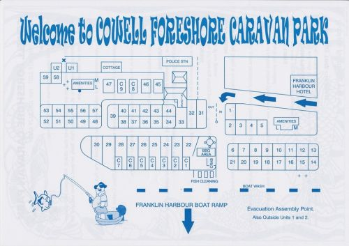 Cowell Foreshore Caravan Park amp Holiday Units - Accommodation Gold Coast