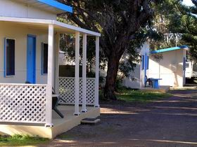 Kingscote Nepean Bay Tourist Park And Parade Units - Accommodation Gold Coast