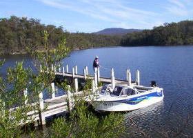 Blue Waters Holiday Cottages - Accommodation Gold Coast