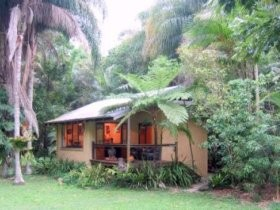 Cottages On The Creek - Accommodation Gold Coast