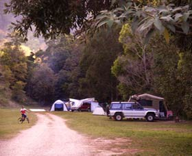 Mt Warning Holiday Park - Accommodation Gold Coast
