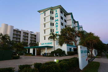 San Marino By The Sea Apartments - Accommodation Gold Coast