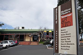 Matthew Flinders Hotel - Accommodation Gold Coast