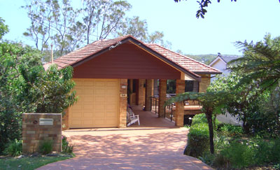 Cronulla South Retreat Bed  Breakfast - Accommodation Gold Coast