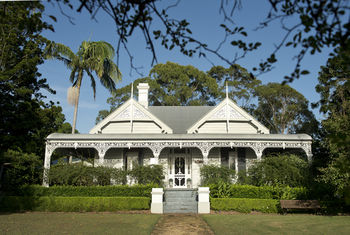The Villa - Country House Retreat - Accommodation Gold Coast