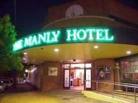 Manly Hotel The - Accommodation Gold Coast