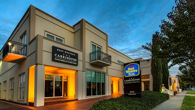 BEST WESTERN PLUS The Carrington - Accommodation Gold Coast