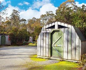 Discovery Holiday Parks Cradle Mountain Cosy Cabins - Accommodation Gold Coast