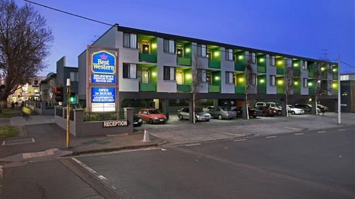 Best Western Melbourne's Princes Park Motor Inn - Accommodation Gold Coast