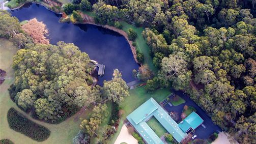 Cave Hill Creek - Accommodation Gold Coast