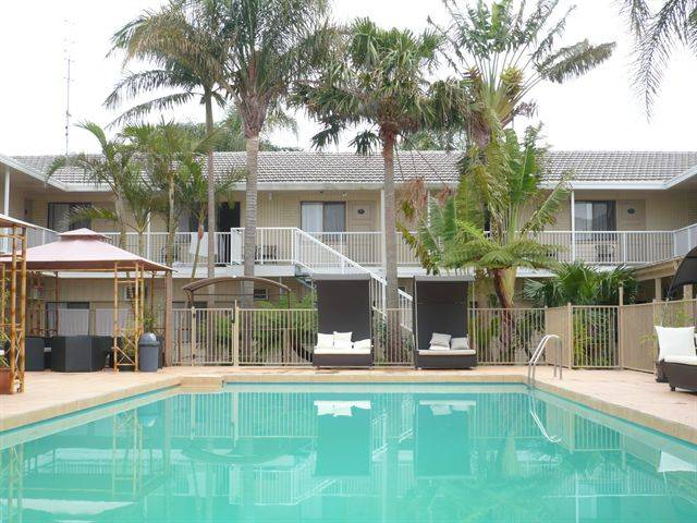 Blue Pacific Swansea - Accommodation Gold Coast