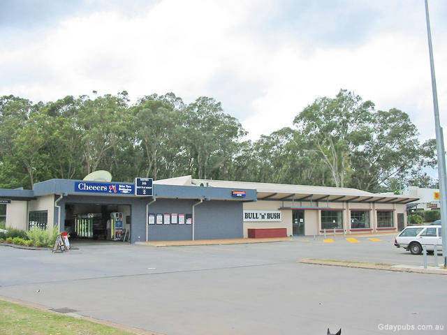 Bull n Bush Hotel Motel - Accommodation Gold Coast
