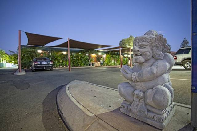 Cattrall Park Motel - Accommodation Gold Coast
