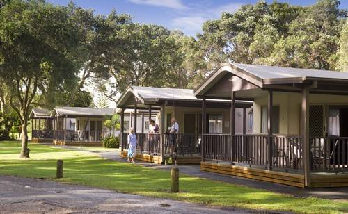 North Coast Holiday Parks Beachfront - Accommodation Gold Coast