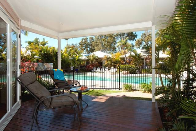 NRMA Treasure Island Holiday Park - Accommodation Gold Coast