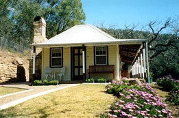 Price Morris Cottage - Accommodation Gold Coast