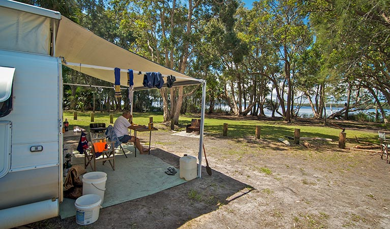 Dees Corner campground - Accommodation Gold Coast