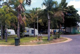 Riverside Tourist Park Rockhampton - Accommodation Gold Coast